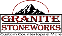 Granite Stoneworks Logo blackfloat