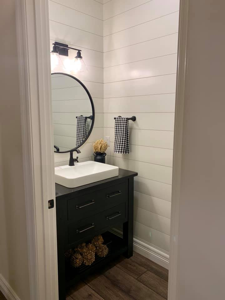 vicostone quartz bathroom picture