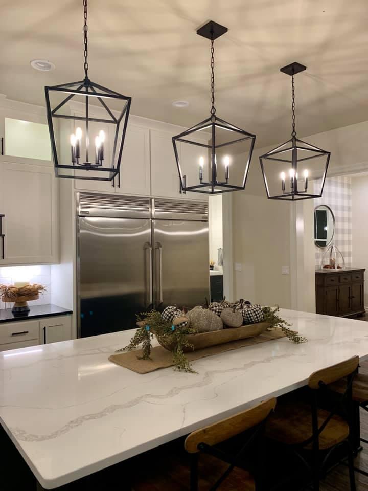 calcatta verona quartz kitchen image