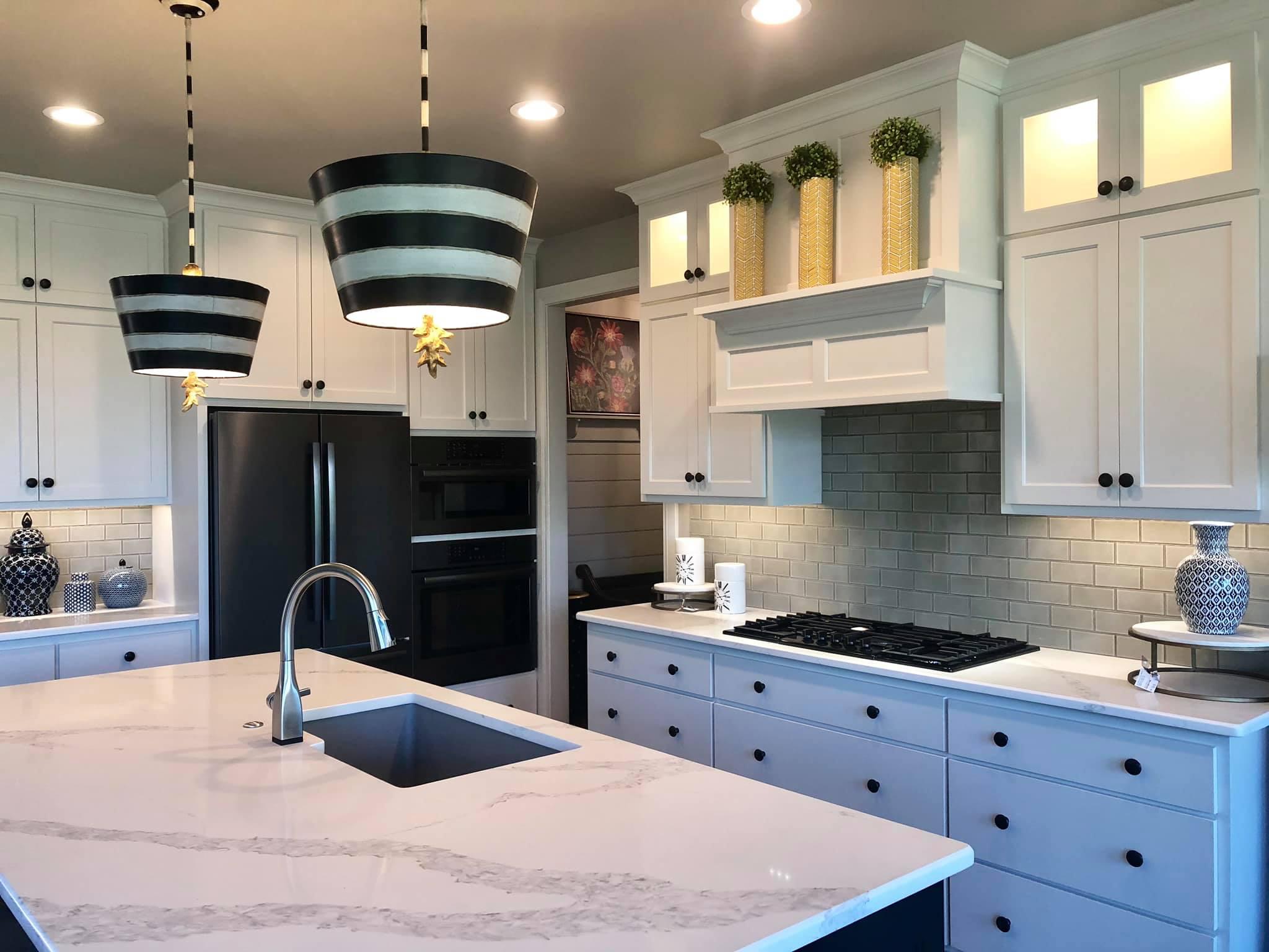 quartz kitchen image