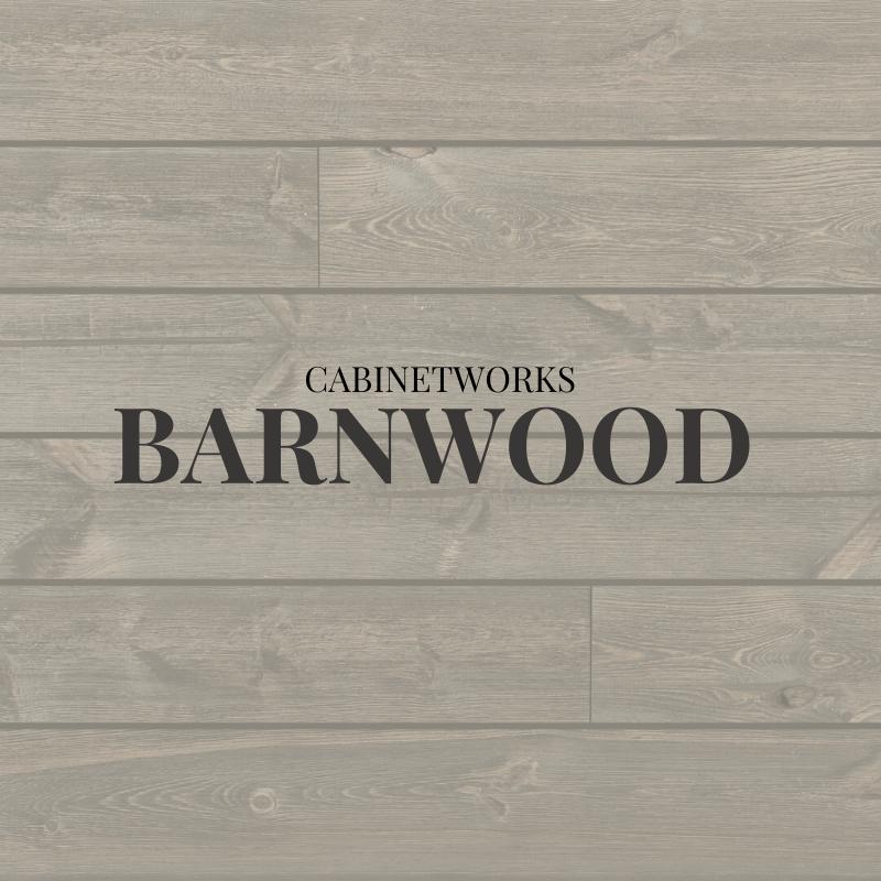 Cabinetworks Barnwood
